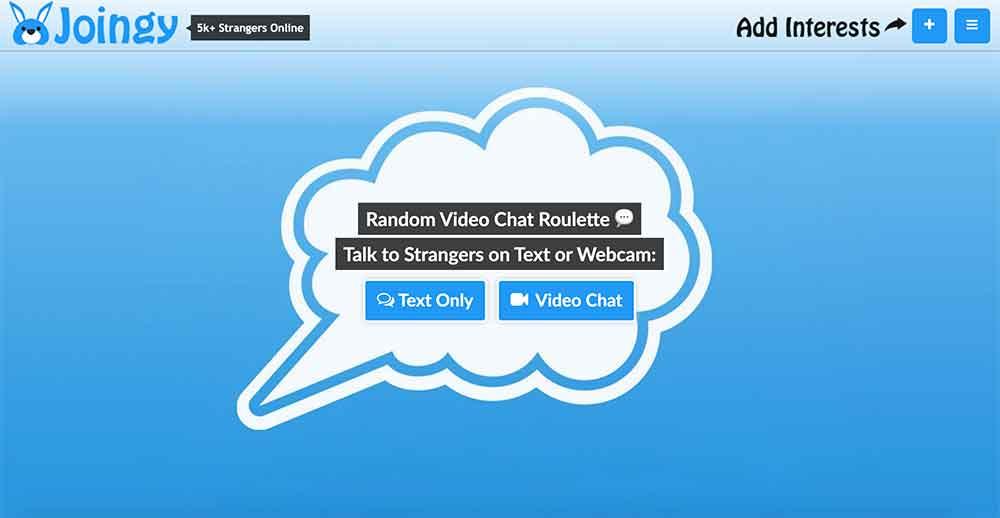 Free chatroulette sites 17 Best